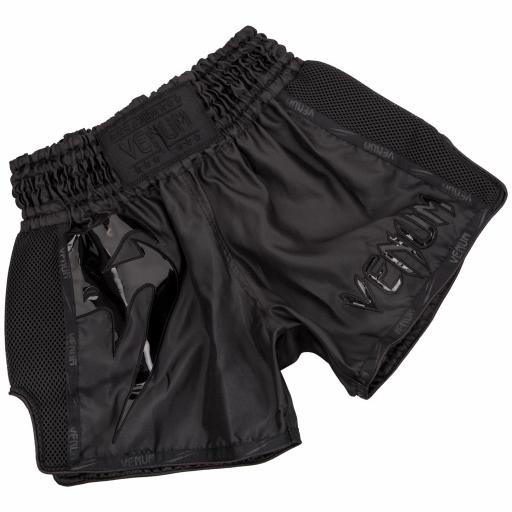 Venum Giant Shorts - Black & Black