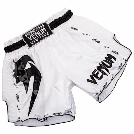 Venum Giant Shorts - White & Black