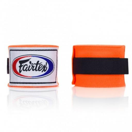 Fairtex Hand Wraps 4.5m - Orange