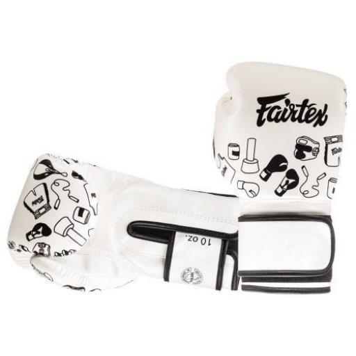 Fairtex Muay Thai Gloves - Street Art Graffiti (BGV14)