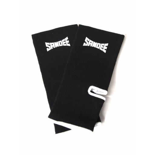Sandee Ankle Guards/Supports - Black & White