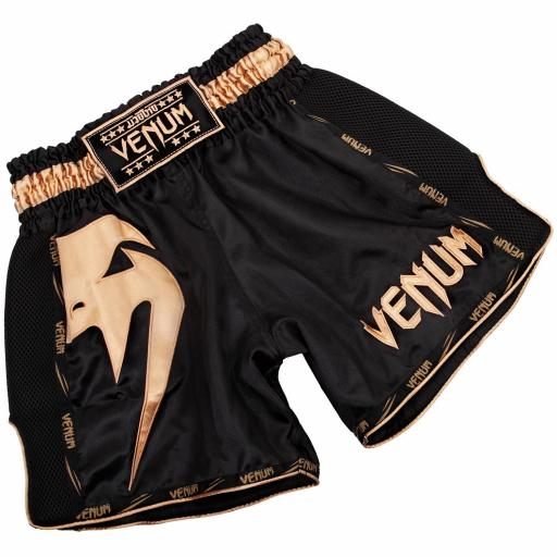 Venum Giant Shorts - Black & Gold