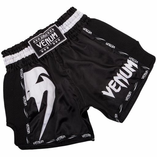 Venum Giant Shorts - Black & White