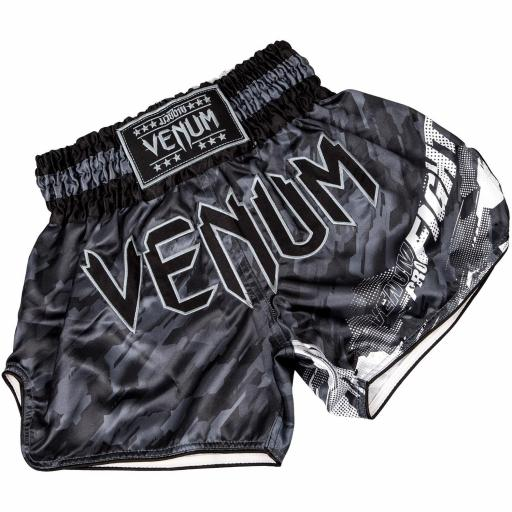 Venum Tecmo Shorts - Dark Grey
