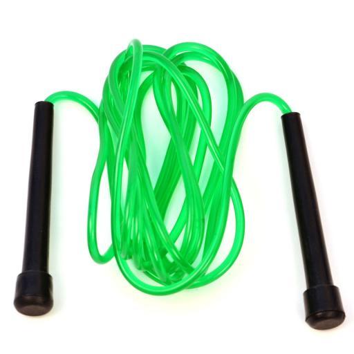 MTG Plastic Speed Rope - Green & Black