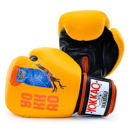 Yokkao Muay Thai Gloves - Nightwalker