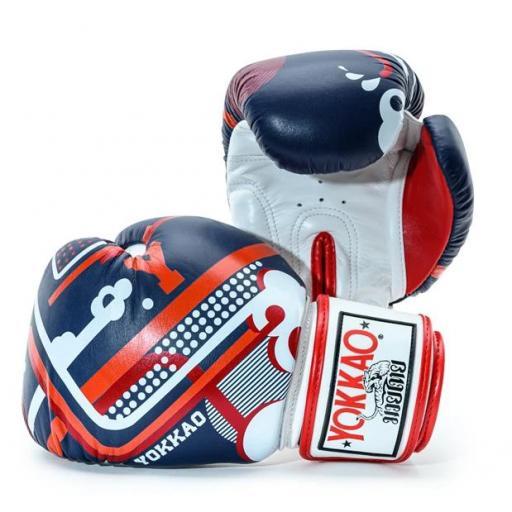 Yokkao Muay Thai Gloves - Underground
