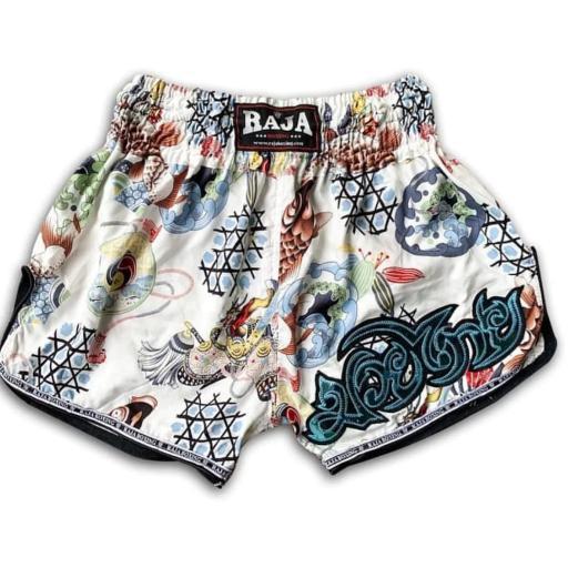 Raja Muay Thai Shorts - Ebu