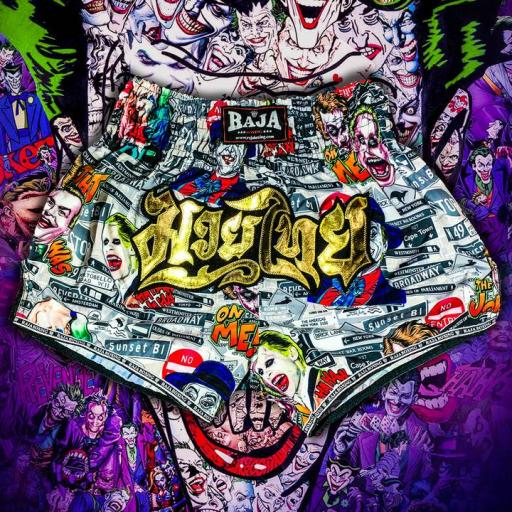 Raja Muay Thai Shorts - Joker
