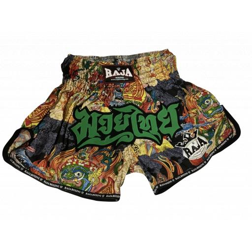 Raja Muay Thai Shorts - Aso