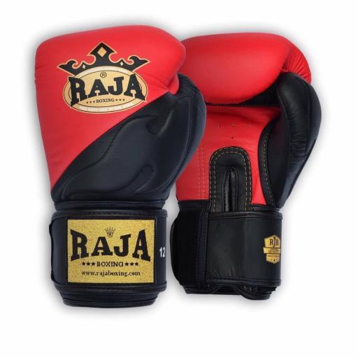 Raja Muay Thai Gloves - Cut On